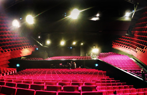 salle spectacle quintaou